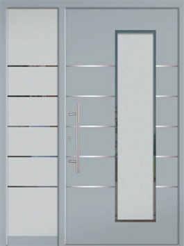 Haustüren preise aluminium  Fenstra AG - Türen, Holzaluminiumtüren
